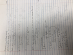 MATH 181 - Class Notes - Week 1