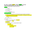 PHY 11030 - Class Notes - Week 6