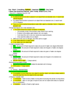 PHY 11030 - Class Notes - Week 9