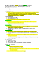 PHY 11030 - Class Notes - Week 7