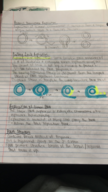 MSU - BIO 235 - Class Notes - Week 7