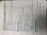 ECON 201 - Class Notes - Week 11