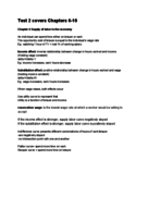 COMM 220 - Study Guide
