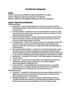 PSC 1001 - Study Guide