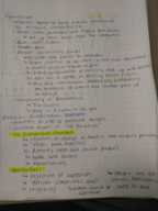 ANTH 135 - Class Notes - Week 9