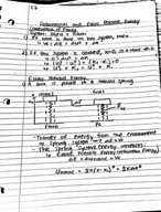 PHYS 2305 - Class Notes - Week 9