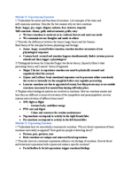 PSY 1010 - Study Guide