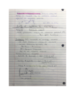 CHM 104 - Class Notes - Week 9
