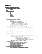 IPHY 2420 - Class Notes - Week 6
