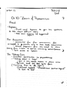 PSY 315 - Class Notes - Week 15