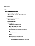 PHY 111 - Study Guide