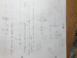 UNCW - CHM 101 - Class Notes - Week 11