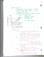 ECON 2010 - Class Notes - Week 11