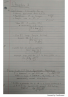 STAT 3502 - Study Guide