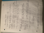 Texas State - BIO 2430 - Class Notes - Week 12