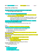 PHIL 3103 - Class Notes - Week 11
