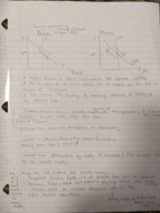 ECON 1020 - Class Notes - Week 16