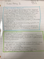 GOV 2306 - Class Notes - Week 14