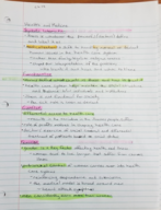 SYG 2000 - Class Notes - Week 16