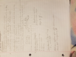 MUTH 1522 - Class Notes - Week 16