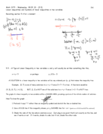 OSU - MATH 1075 - Class Notes - Week 2