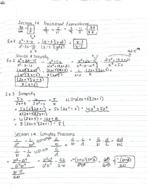 MATH 15300 - Class Notes - Week 2