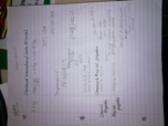 USAO - Chemistry 1113 - Class Notes - Week 1