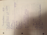 University of Memphis - JOUR 1700 - Class Notes - Week 1