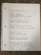 Texas State - PHYS 1310 - Class Notes - Week 1