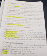CHM 3410 - Class Notes - Week 2