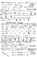 Dixie State University - MATH 1060 - Class Notes - Week 1