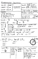 Dixie State University - MATH 1060 - Class Notes - Week 2