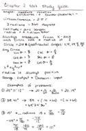 Dixie State University - MATH 1060 - Study Guide - Midterm