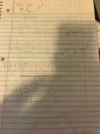 UH - PHYS 1322 - Class Notes - Week 2