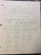 CHEM 2443 - Class Notes - Week 2