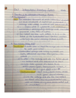 BUSF 494 - Class Notes - Week 1