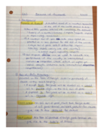 BUSF 494 - Class Notes - Week 2