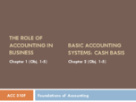accounting powerpoint