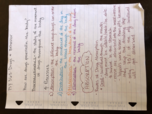 PSY 365 - Class Notes - Week 2