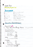 Accounting 1220 - Class Notes - Week 2