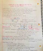 University of Memphis - CHEM 1110 - Class Notes - Week 4