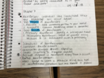 Texas State - PSY 1300 - Class Notes - Week 4