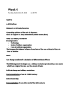 ND - PHYS 20065 - Class Notes - Week 4