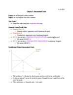 ECON 0110 - Class Notes - Week 3