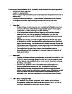 HIST 2111 - Study Guide