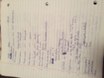 University of Memphis - JOUR 1700 - Class Notes - Week 7