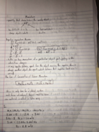 UGA - PHYS 1211 - Study Guide - Midterm