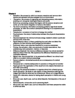 PSY 1300 - Study Guide