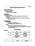ECON 0110 - Class Notes - Week 4