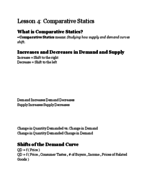 UIUC - ECON 102 - Class Notes - Week 4